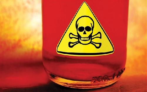 تحقیق پیرامون اسید و خطرات آن